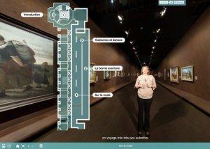 Visite guidée 360° avec une conférencière !