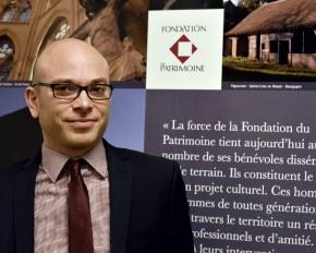 Les priorités de Benjamin Mermet : nouveau DSI de la Fondation duPatrimoine.